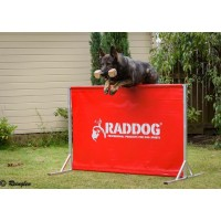 Raddog 1 metre Adjustable Jumps hurdles