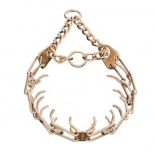 Pinch Collar 3.2mm Curogan {Brass Look }
