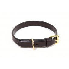Leather Collar 16 mm 45 cm long