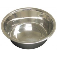stainless steel dog Bowls 1.89 litre 21 cm