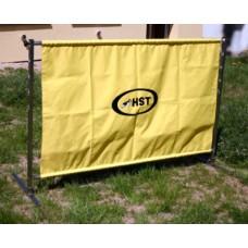 HST 1 metre adjustable hurdles jumps