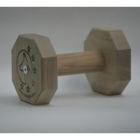 Dumbells with Replaceable Parts