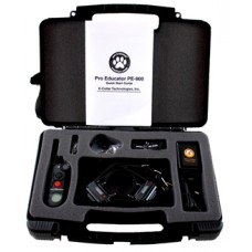 E collars Pro Educator 900/902 1 or 2-DOG PRO EDUCATOR ADVANCED REMOTE TRAINER
