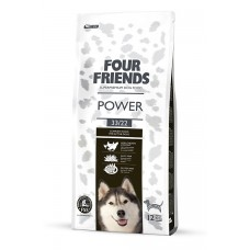 Four friends POWER FOOD  Breeder Bags 17 KG FREE DELIVERY ON FOOD ONLY