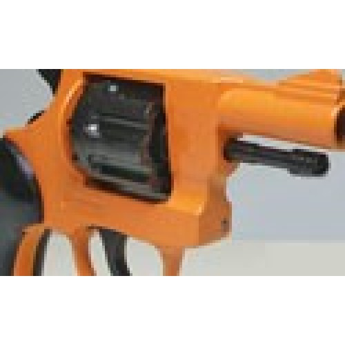 Olympic 6 Orange Starting Pistol  22 Blank gun